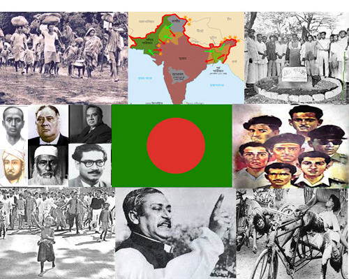 Birth of Bangladesh